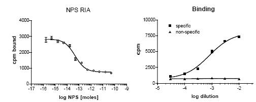 Radioimmunoassay - Neuropeptide S antibody (ab18252)