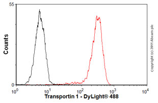 Flow Cytometry-Anti-Transportin 1 antibody [D45](ab10303)