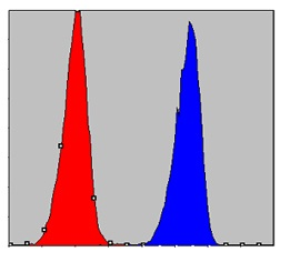 Flow Cytometry - IKK alpha antibody [3G12H9] (ab105923)