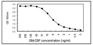 Sandwich ELISA - GM-CSF antibody [KT37] (ab106746)