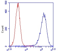 Flow Cytometry - ATP5O antibody [4C11C10D12] (ab110276)