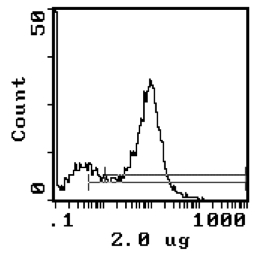 Flow Cytometry - Anti-CD8 alpha antibody [AD4(15)] (FITC) (ab112164)
