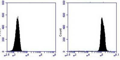 Flow Cytometry - Anti-Bcl10 antibody [4A8] (ab125690)