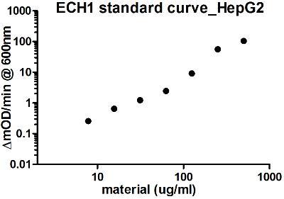 Sandwich ELISA - ECH1 Human Profiling ELISA Kit (ab133983)