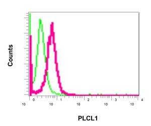 Flow Cytometry - Anti-PLCL1 antibody [EPR11213] (ab157200)