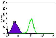 Flow Cytometry - Anti-RPL18A antibody [6G6G10] (ab166711)