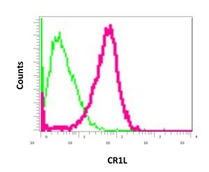 Flow Cytometry - Anti-CR1L antibody [ EPR9604(B) ] (ab169543)