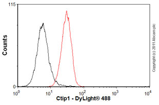Flow Cytometry-Ctip1 antibody [15E3AC11](ab18688)