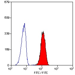Flow Cytometry - CD32 antibody [AT10] (FITC) (ab30356)