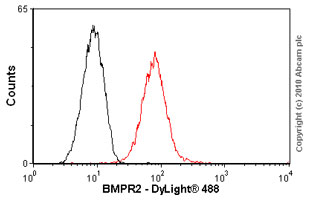 Flow Cytometry - BMPR2 antibody [MM0060-9A10] (ab78422)