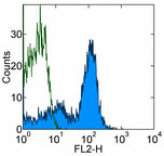 Flow Cytometry - CD19 antibody [MB19-1] (Phycoerythrin) (ab93562)