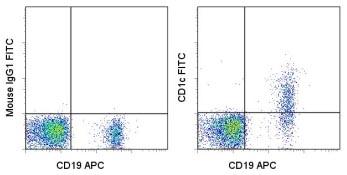 Flow Cytometry - CD1c antibody [L161] (FITC) (ab95757)