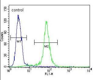 Flow Cytometry - Anti-CCDC9 antibody (ab170261)