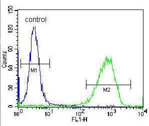 Flow Cytometry - Anti-PAICS antibody (ab171381)