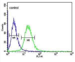 Flow Cytometry - Anti-GABA A Receptor alpha 4 antibody (ab176174)