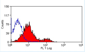 Flow Cytometry - Anti-WC5 antibody [IL-A54] (FITC) (ab81189)