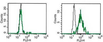Flow Cytometry - Anti-EBI3 antibody [B-G49] (Phycoerythrin) (ab84473)