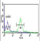 Flow Cytometry - Anti-Histone H2A antibody (ab93460)